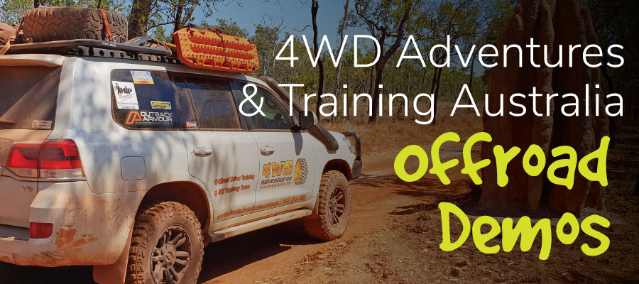 4WD Adventures & Training Australia